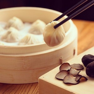 Truffle Pork XiaoLong Bao from Din Tai Fung. Photo courtesy of dintaifungusa.com