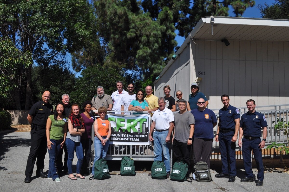 CERT Classes Empower People to Prepare for Emergencies